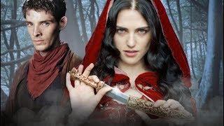 Merlin - Morgana Emrysin Merlin olduğunu öğrenirse ?