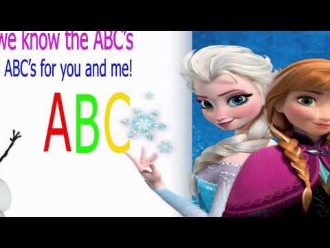 ABC - Bài hát chữ cái tiếng anh vui nhộn