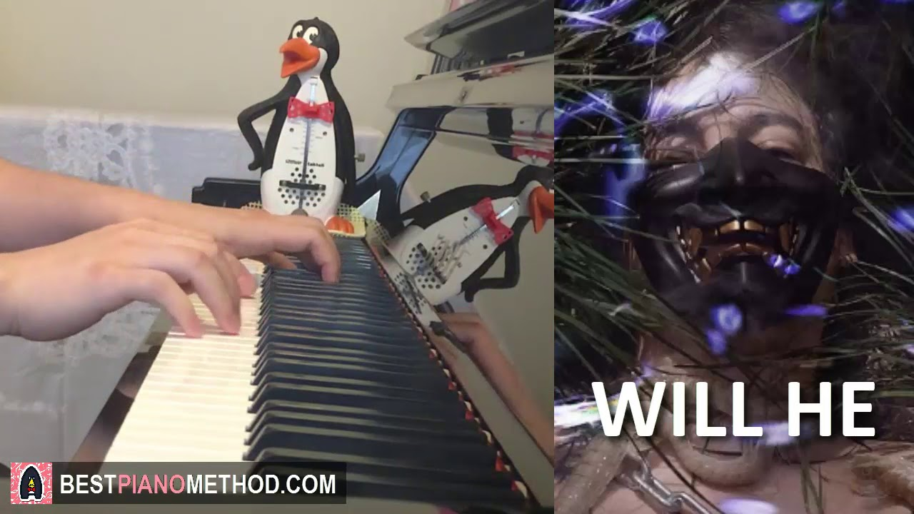 Joji - Will He (Piano Cover by Amosdoll)