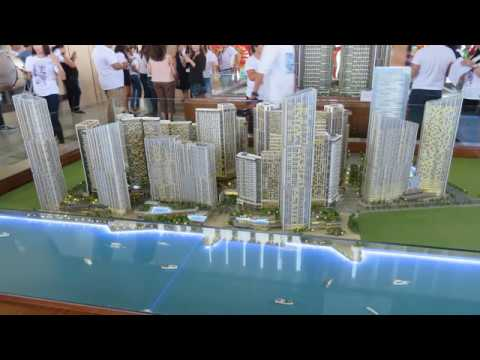 Awesome Mandani Bay Condominiums, Cebu, Philippines