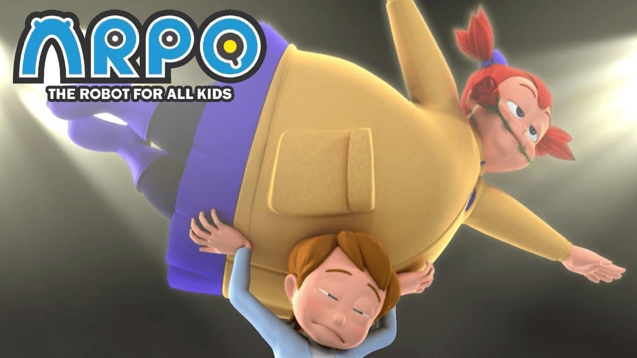 ARPO The Robot For All Kids - Arpocadabra | Full Episode | Cartoon for Kids