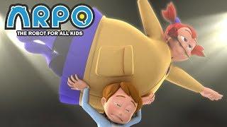 ARPO The Robot For All Kids - Arpocadabra | Full Episode | Cartoon for Kids Video
