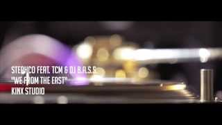 "Stephco feat. TCM & Dj B.A.S.S - ""We from the East"" Official Music Video"