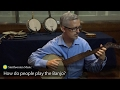 view Greg Adams tells us how to play the banjo digital asset number 1