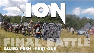 4000 Player Epic Paintball  Final Battle in 4K - Part 1