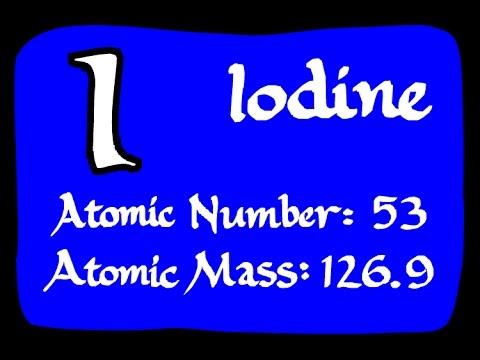 The Iodine Solution