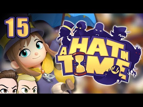 A Hat in Time: Return to Dreamland - EPISODE 15 - Friends Without Benefits