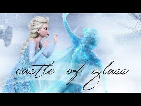 Frozen   Castle of Glass