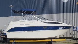 Bayliner 245 Sports Cruiser for sale Action Boating boat dealer Gold Coast