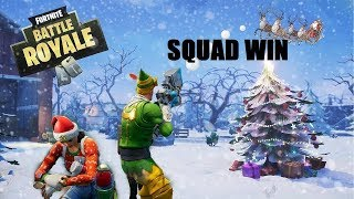 Fortnite squad win 23 kills in season 7