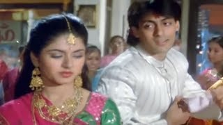 Download Antakshari - Maine Pyar Kiya - Salman Khan, Bhagyashree & Lakshmikant Berde MP3 song and Music Video