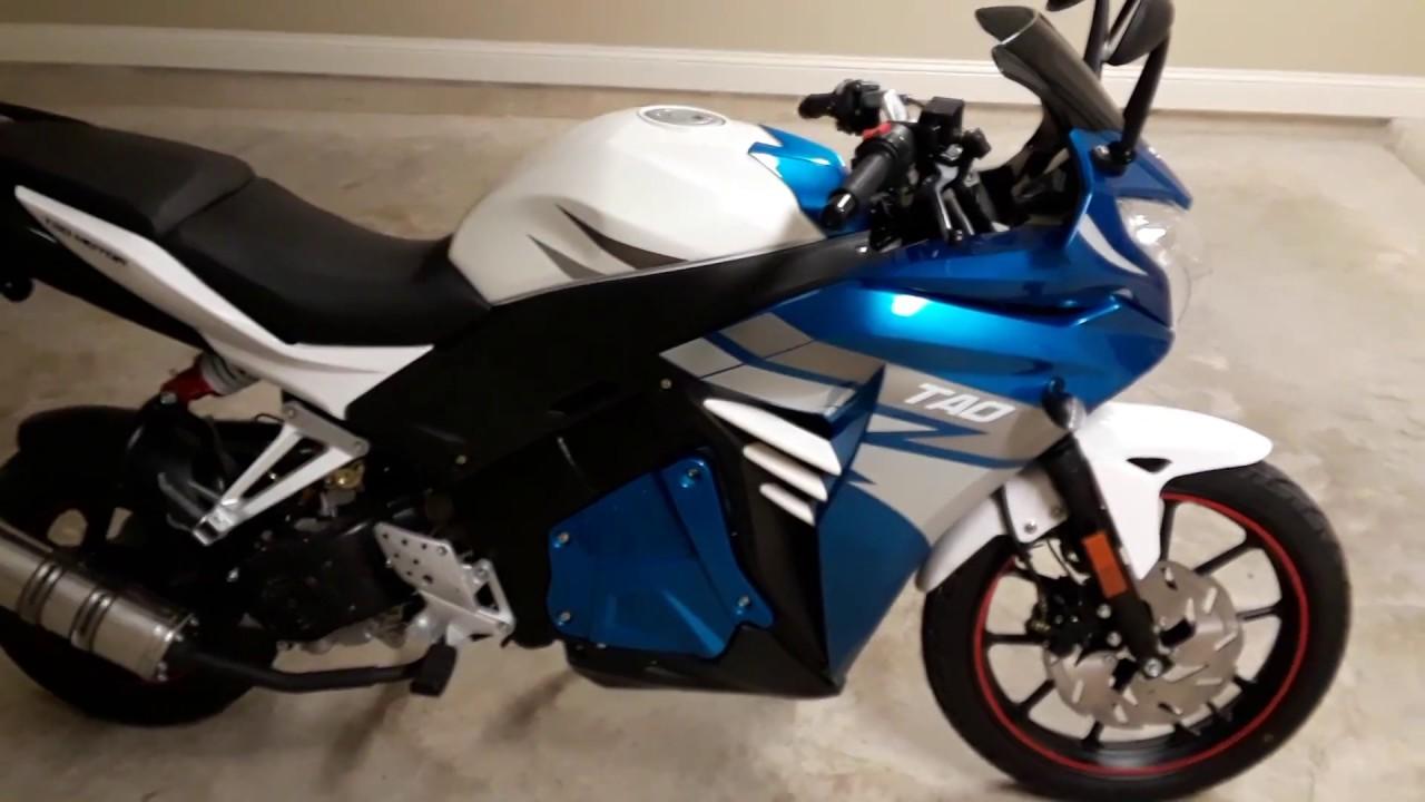 My new Tao Tao 50cc Racer
