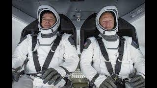 """La historia detrás del exitoso lanzamiento del primer """"taxi espacial"""" de SpaceX y la NASA"""