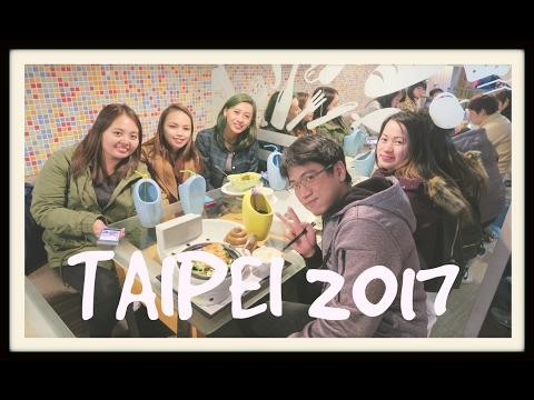 Taipei Travel Vlog 2017