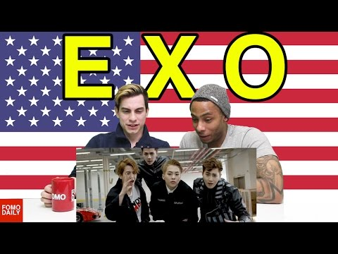 "EXO ""Call Me Baby"" • Fomo Daily Reacts"