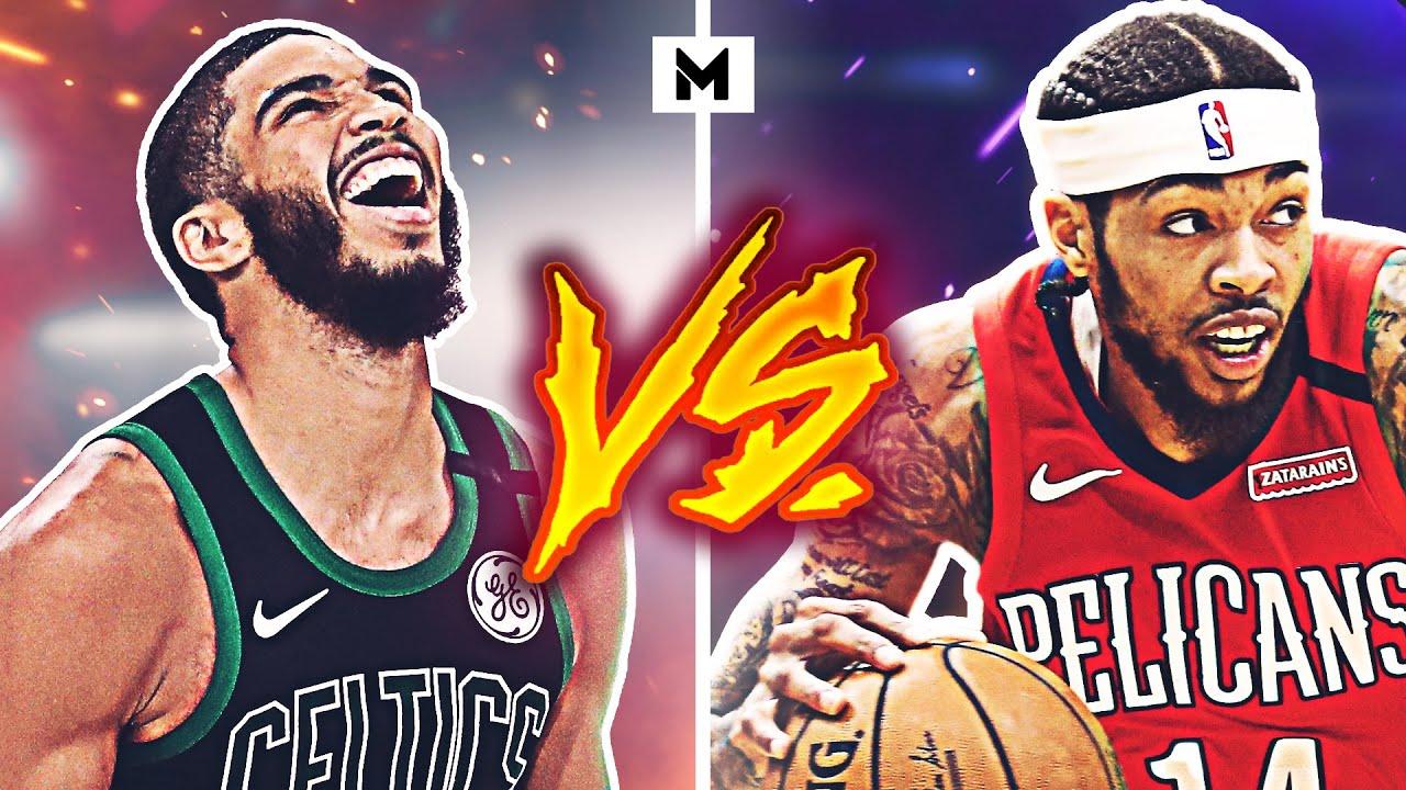 Boston Celtics: 'Destined for greatness,' Jayson Tatum drops 60 on ...