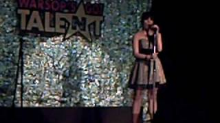 Download HOPE BRADLEY _This Is Me_WarsopsGotTalentWinner MP3 song and Music Video