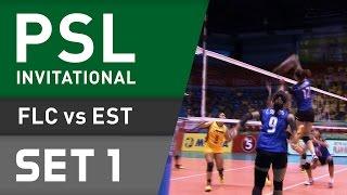 FINAL ROUND: F2 Logistics vs. EST Cola Set 1 | 2016 PSL Invitational
