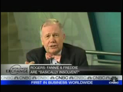 LET THEM FAIL !  NO BAILOUT ON MY BEHALF JIM ROGERS