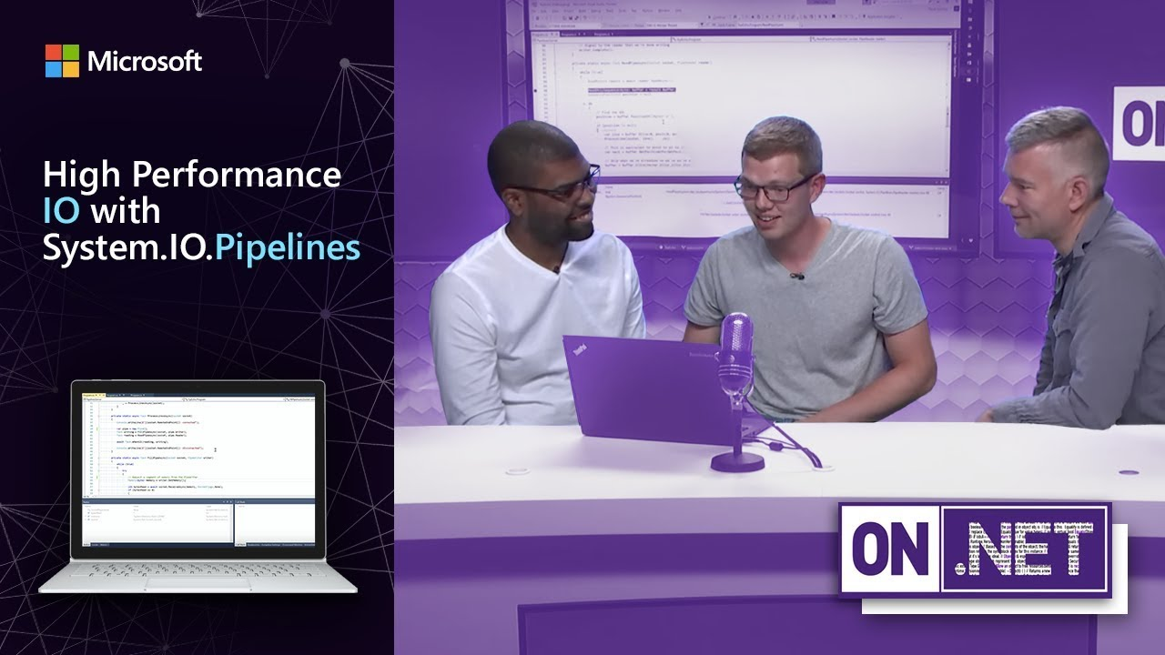 .NET: High Performance IO mit System.IO.Pipelines