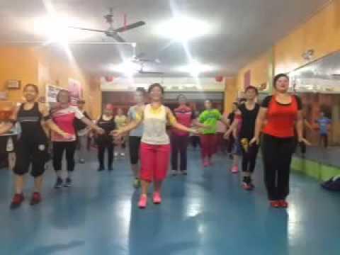 Anak Dara Amelina Dance Fitness