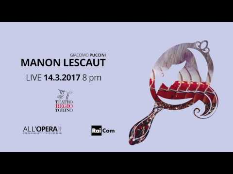 Teatro Regio: Puccini's MANON LESCAUT