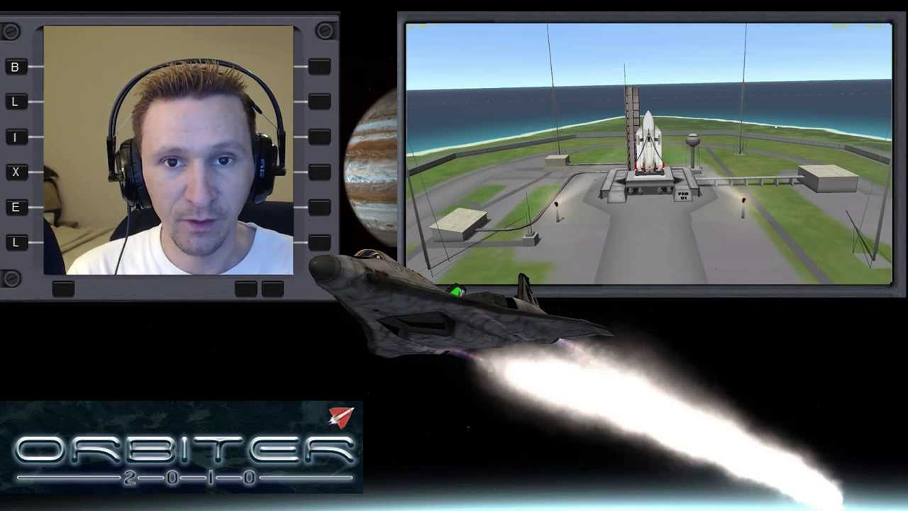 Download Orbiter 2010 - [Part 1] Earth to Mars TransX+IMFD