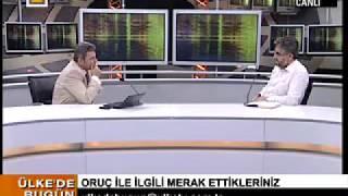 Ülke Tv – Haber Programı / İmsak Vakti
