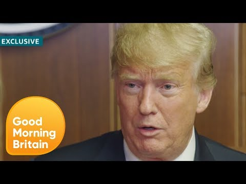 The Queen Told President Trump That Brexit Is a 'Very Complex Problem' | Good Morning Britain