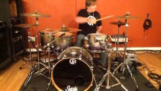 Jason Aldean-Johnny Cash(drum cover)