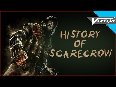 History Of Scarecrow!