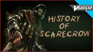Today on Variant Arris gives you the History of Scarecrow in time f...