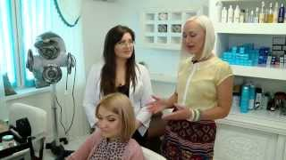 видео Спа-уход за волосами