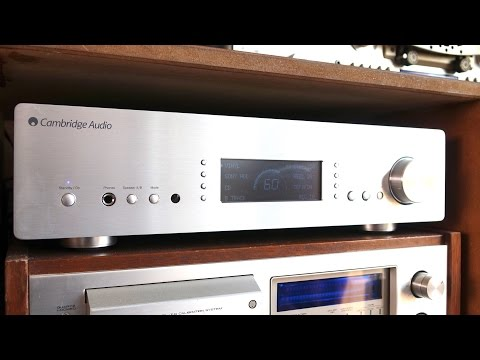 HiFi Update - New Amp: Cambridge Azur 851A