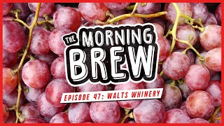 The Morning Brew: Episode 47 - Walts Whinery