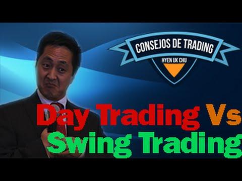 que es swing trading