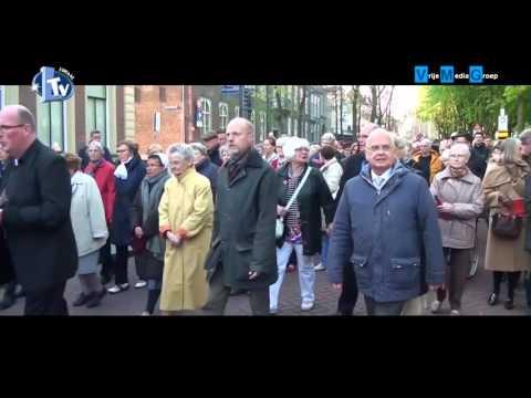 Sint Catharinagilde Vught naar Stille Omgang in Den Bosch