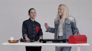 Karla x Busy Philipps: How To Bedazzle