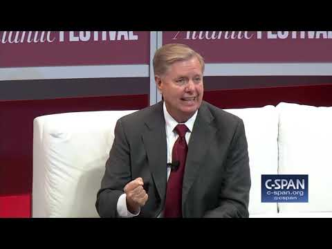 Senator Lindsey Graham on Dr. Ford & Judge Kavanaugh (C-SPAN)