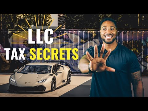 Top 5 Tax Write-Offs For LLC's
