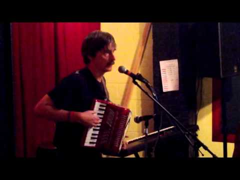 Tom on Accordian