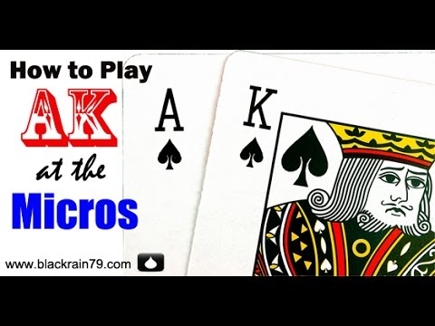 How To Play AK At The Micros
