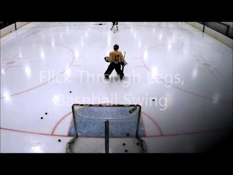 Kenny Orlando's Hockey Dangles and Snipes