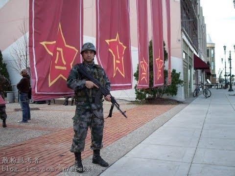 人民解放军占领美国~美国电影《Red Dawn 赤色黎明》最初版拍摄花絮(中文字幕)