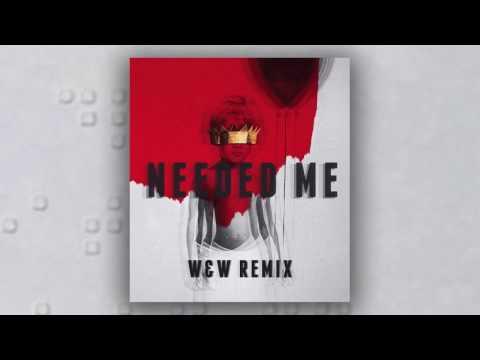 Песня Needed Me (W&W Remix) - Rihanna скачать mp3 и слушать онлайн