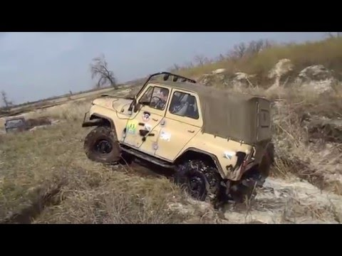 Azov Off Road 10/04/2016