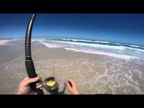 Surf Fishing South Australia For Australian Salmon