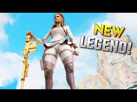 *NEW* LOBA LEGEND Is CRAZY!! | Best Apex Legends Funny Moments And Gameplay - Ep. 414
