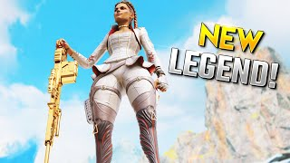*NEW* LOBA LEGEND Is CRAZY!!   Best Apex Legends Funny Moments and Gameplay - Ep. 414