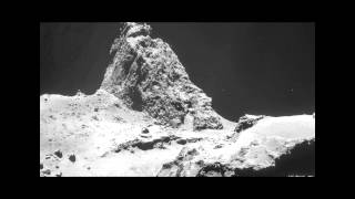 Rosetta spacecraft successfully lands on comet - REAL COMET SOUND